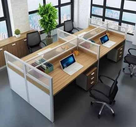 online modular office partition furniture