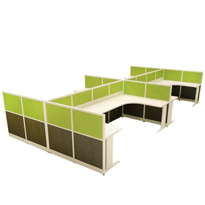 full fabric partitions