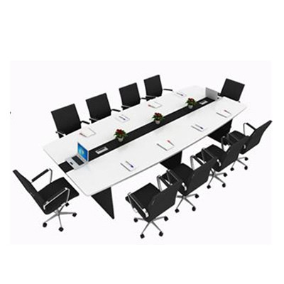 10 seater conference table size