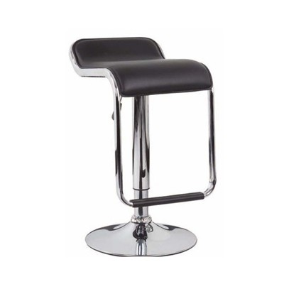 Barstool Leatherette Seat And Back Without Armrest Ls07011