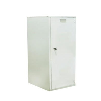 metal door locker