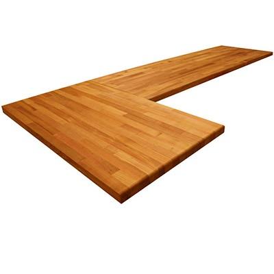 l shaped worktop