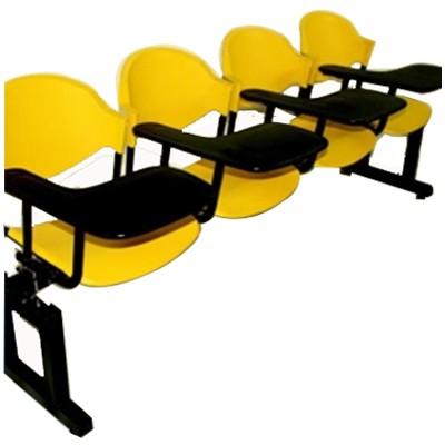 plastic gang chair