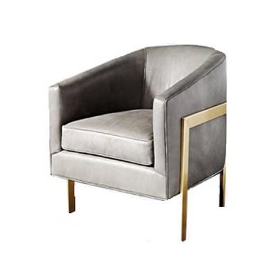 sofa chair gray