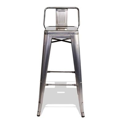 metal high bar stools