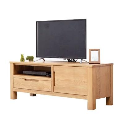tv rack wood design