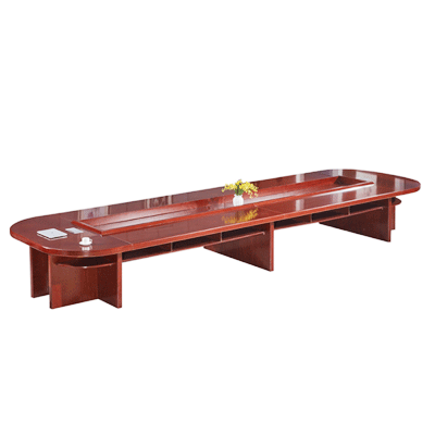 oblong conference table