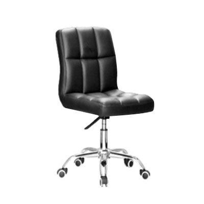desk chair without armrests