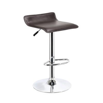 leather seat bar stools