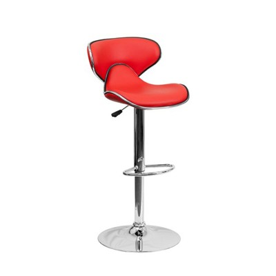 Barstool Chair Leatherette Withou Armrest Cbcb6