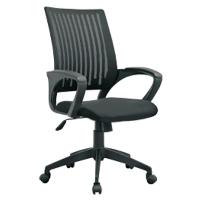 chair with mesh back