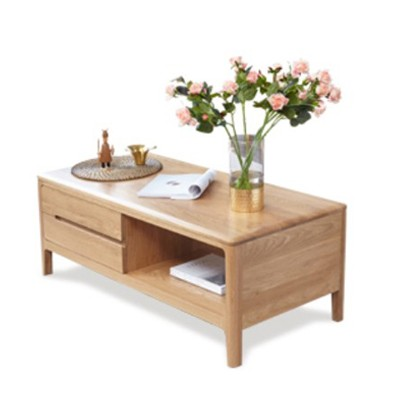 wood center table