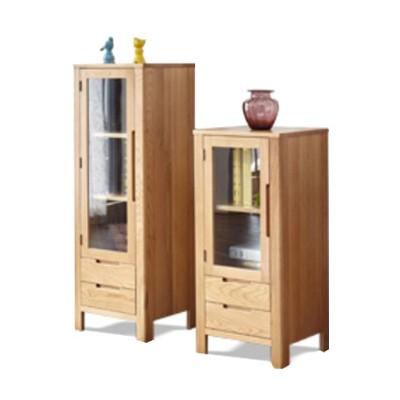 display cabinet wood