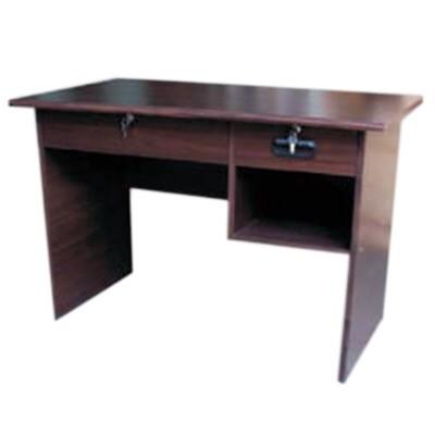 minimalist study desk