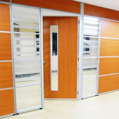 office partition door