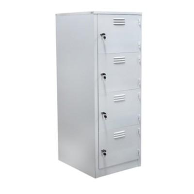 All-metal Body 4 Door Locker Key-lock Mechanism Gpoc300117