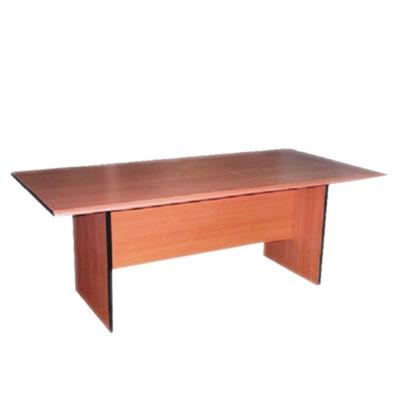 long wood table