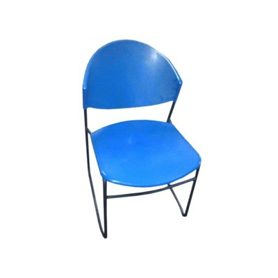 Plastic Visitor Chair D-007