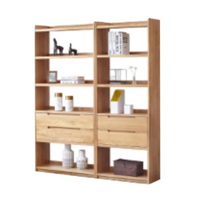 modern wooden book shelves