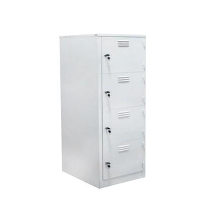 All Metal Body, Door Locker, Key-lock Mechanism