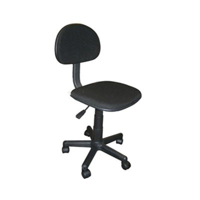 swivel chair without armrest