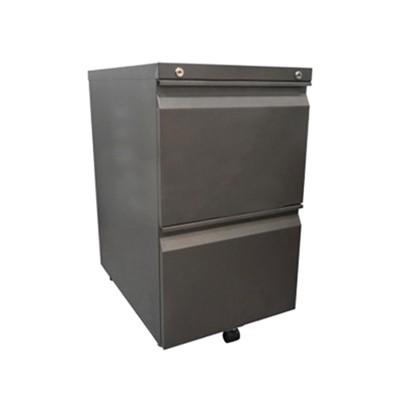 2 drawer steel file cabinet