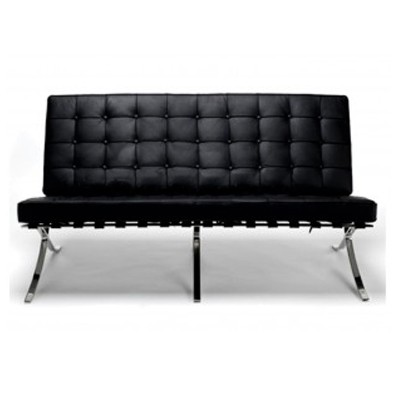 Barcelona Chair 3-seater Sofa