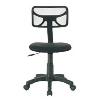 clerical chair without armrest