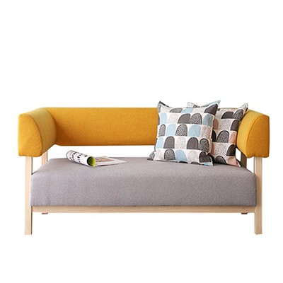 wooden bench sofa