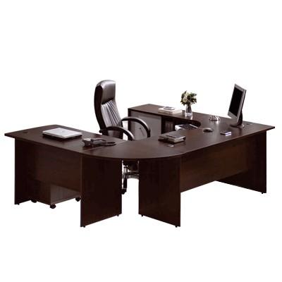 corner office table