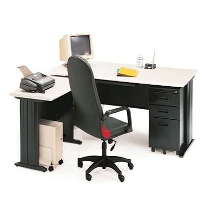 l shaped workstation