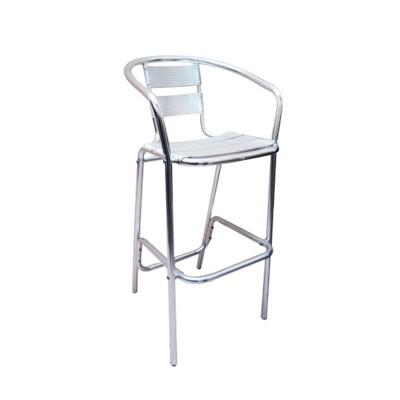 aluminum bar stools