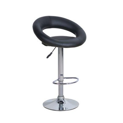 Barstool Leatherette Seat And Back Without Armrest Ls1132s