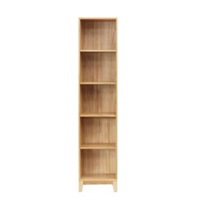 wooden shelf rack