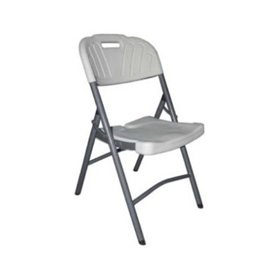 foldable chair with backrest