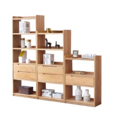 wooden rack shelf