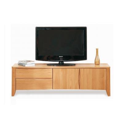 modern tv rack wood